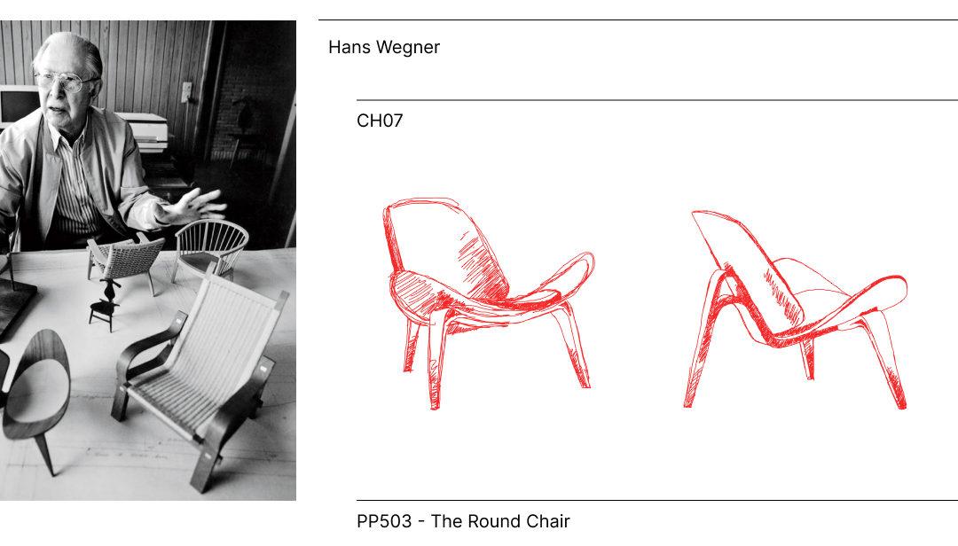Sitting studies: exploring chair design